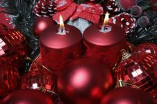 Free New Year S Decoration Royalty Free Stock Image - 7034026