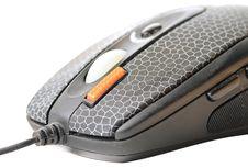 Free Optical Laser Mouse Isolated On White Stock Image - 7034251
