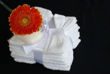 Free Spa Items Royalty Free Stock Photos - 7034848
