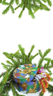 Free Color Christmas Decoration Stock Photo - 7035070