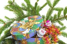 Free Color Christmas Decoration Stock Images - 7035074