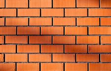 Free Close-up Brick Wall Background Royalty Free Stock Photo - 7035355
