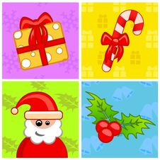Free Christmas Background Royalty Free Stock Image - 7035536