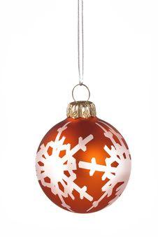 Free Christmas  Ball Royalty Free Stock Image - 7035846