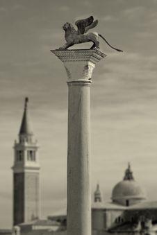 Free Venetian Architecture. Stock Image - 7035971