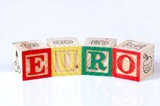 Free Euro Royalty Free Stock Image - 7036306