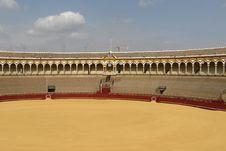 Free Sevilla S Arena Royalty Free Stock Image - 7036736
