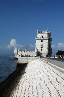 Free Belem Tower Royalty Free Stock Photography - 7036837