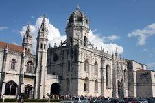 Free The Hieronymites Monastery Royalty Free Stock Photography - 7037017