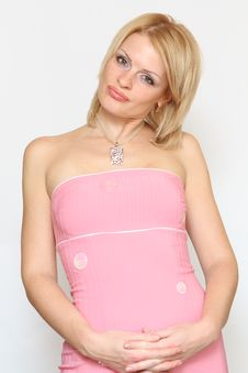 Free Glamour Woman Stock Photos - 7037253
