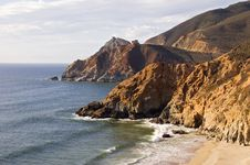 Free Northern California Coastline Royalty Free Stock Image - 7037406