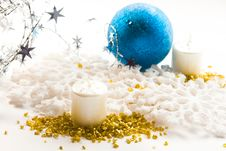 Free Christmas Composition Royalty Free Stock Photos - 7037608