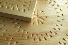 Free Woodcarving Handwork Stock Image - 7037801