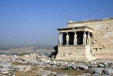 Free Acropolis Royalty Free Stock Photo - 7038015