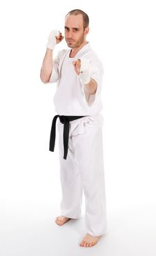 Free Martial Arts Stock Photography - 7038132