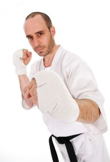 Free Martial Arts Stock Photos - 7038223