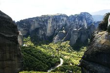 Free Meteora Stock Photography - 7038452