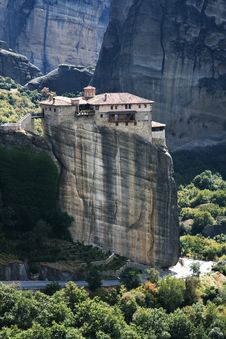 Free Meteora Royalty Free Stock Photography - 7038517
