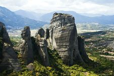 Free Meteora Royalty Free Stock Photography - 7038547