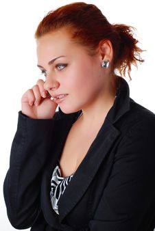 Free Business Woman Stock Photography - 7038852