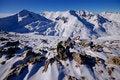 Free Winter Mountains Royalty Free Stock Photos - 7046928