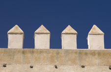 Free Fez City Wall Royalty Free Stock Image - 7040376