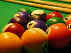 Free Pool Balls Stock Images - 7041294