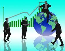 Business Team [3] Stock Photo