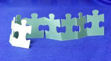 Free Puzzle Royalty Free Stock Images - 7043049