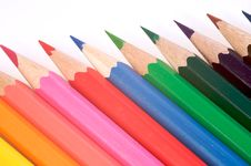Free Pencils Royalty Free Stock Photography - 7043387