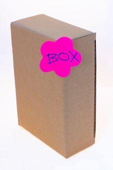 Free Box Royalty Free Stock Photo - 7043455