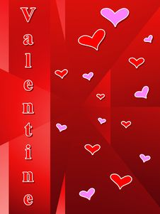 Free Valentine Wishes Royalty Free Stock Photo - 7043465