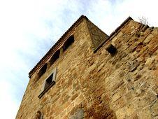 Free Civita Di Bagnoregio Royalty Free Stock Images - 7043999