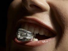 Diamond Passion Royalty Free Stock Photos