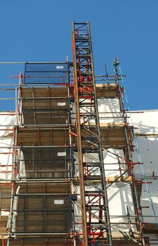 Free Scaffolding Stock Image - 7044421