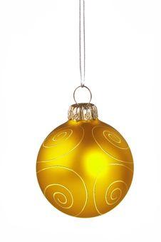 Free Christmas  Ball Stock Images - 7044524