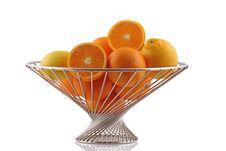 Free Fresh Orange And Lemon Royalty Free Stock Photography - 7044627