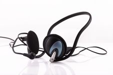 Free Headset Royalty Free Stock Photography - 7044697