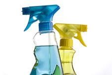 Free Spray Bottles Stock Photos - 7045673