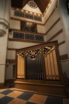 Free Pipe Organ Royalty Free Stock Image - 7046376