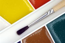 Free Water Colour Stock Photo - 7046470