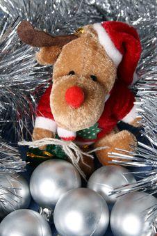 Free Christmas Reindeer Stock Image - 7046781