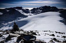Free Winter Mountains Royalty Free Stock Photos - 7046948