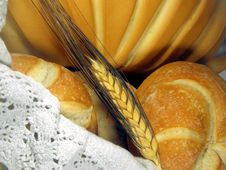 Free Bread Basket Stock Photo - 7047010