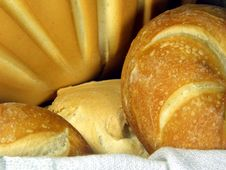 Free Bread Basket Stock Images - 7047014