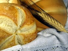 Free Bread Basket Stock Image - 7047021