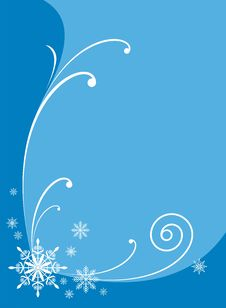 Free Winter Ornament 2 Royalty Free Stock Photos - 7047238