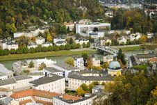 Free Salzburg-panorama Stock Photos - 7047423