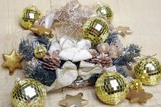 Free New Year S And Christmas Decoration Stock Photography - 7047792