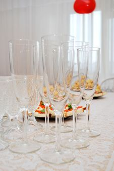 Free Goblets Royalty Free Stock Photo - 7048695